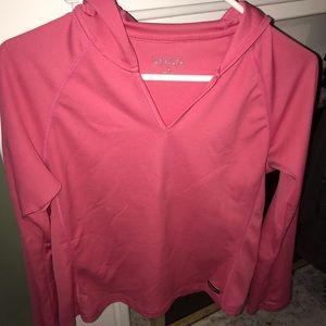 Athleta rash guard hoodie